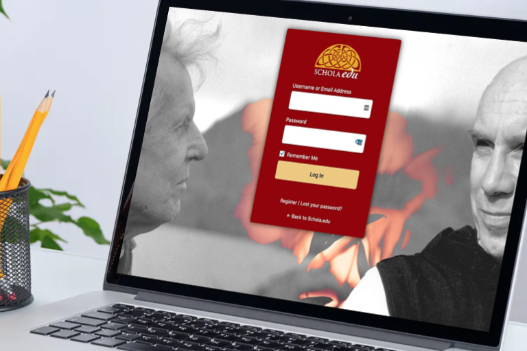 Schola.edu - university e-learning intranet portal