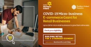Covid-19 Micro-business e-commerce grant